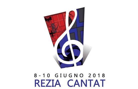 Logo Gesangsfest Raetia Cantat